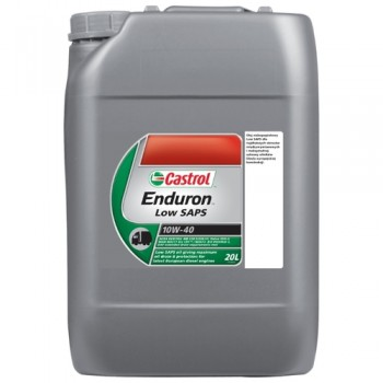 Castrol Enduron Low SAPS 10W-40