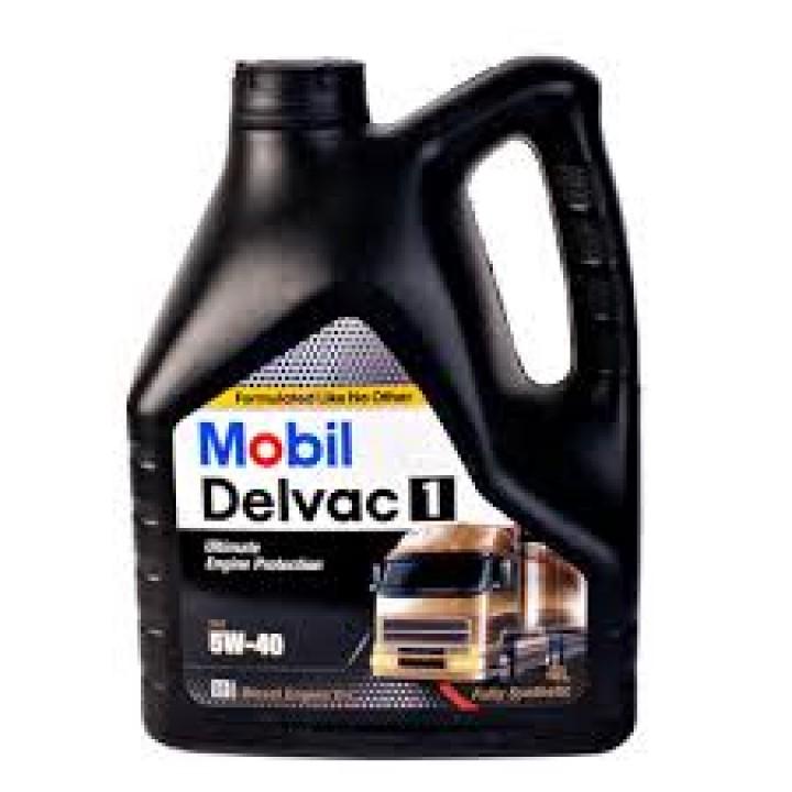 Mobil Delvac 1 SHC 5w40
