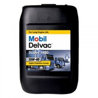 Mobil Delvac Super 1400 15W40