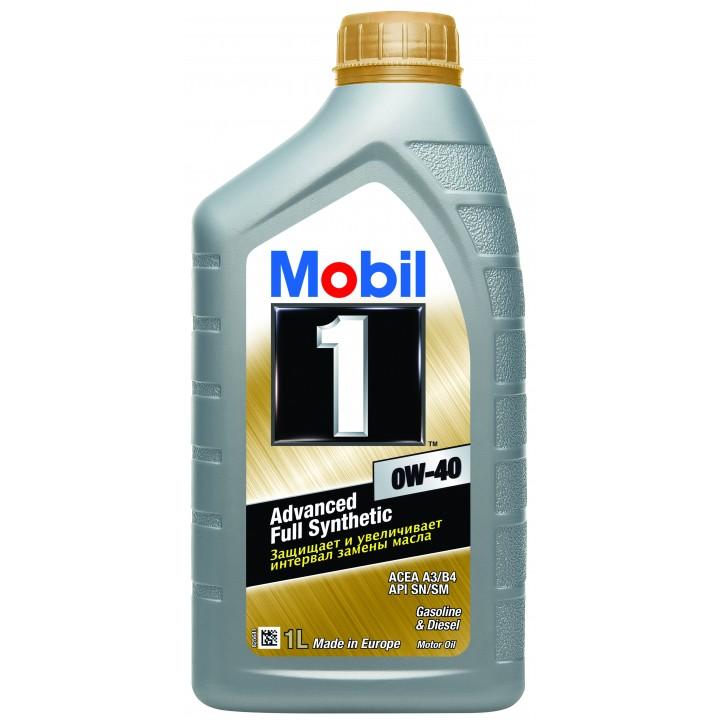 MOBIL 1 ESP 0W40