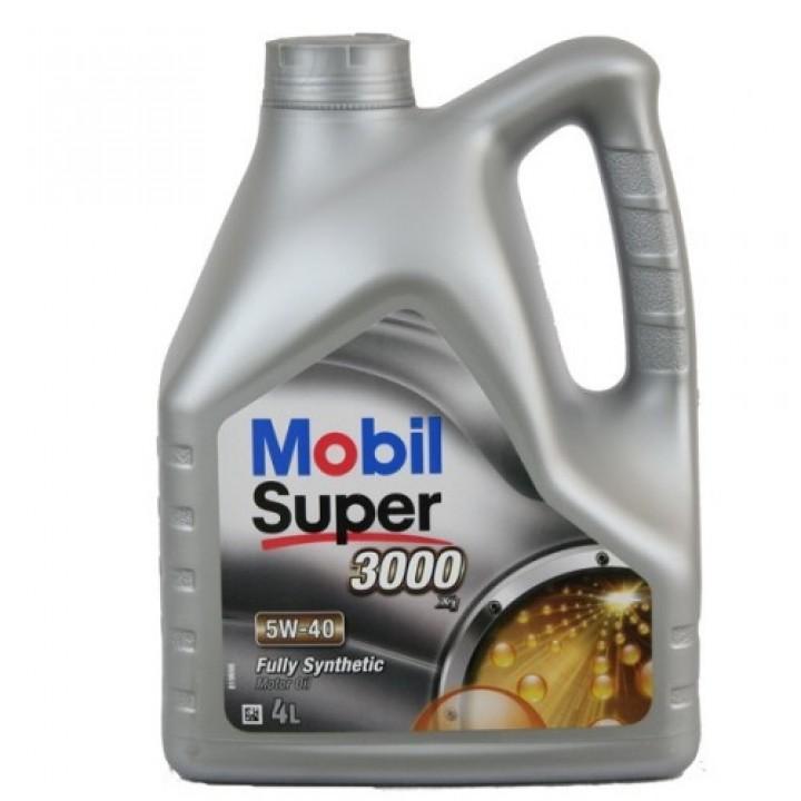 MOBIL SUPER 3000 Formula F 5W-20, MOBIL SUPER 3000 F-F 5W20