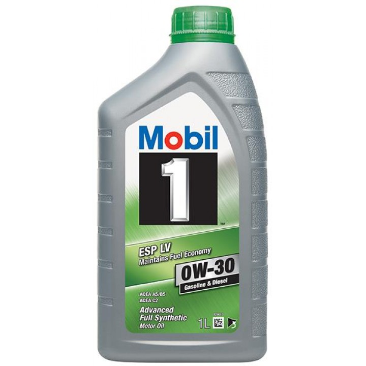 MOBIL 1 ESP LV 0W30