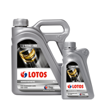 LOTOS SYNTHETIC TURBODIESEL 5W40
