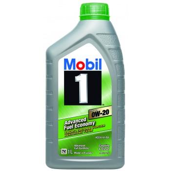 Mobil 1 0W20