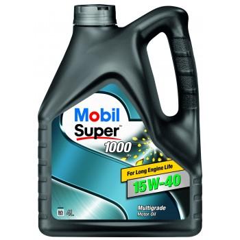 Mobil Super 1000 15W40