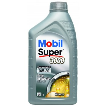 Mobil Super 3000 Formula LD 0W30